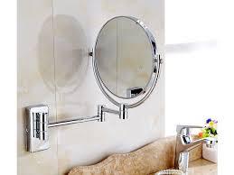 wall mounted 8 makeup mirror 3x
