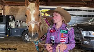 Barrel Horse News - Jimmie Smith and Lena On The Rocks | Facebook