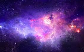 free purple galaxy wallpaper images at