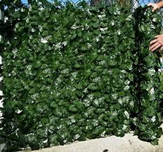Best Artificial English Ivy Leaf Screening Roll 3m X 1m Privacy Hedging Wall Landscaping Garden Fence Uv Fade Protected Green Amazon Co Uk Garden Outdoors