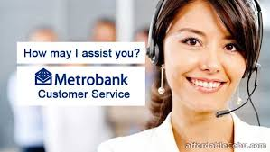 metrobank customer service hotline