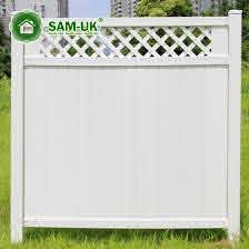 China 6x8 Solid Scalloped Vinyl Fence Panels China Vinyl Panels Fencing Vinyl Panels Fence