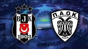Beşiktaş PAOK maçı ne zaman? Hangi Kanalda?