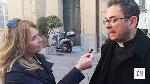 Corona Virus a Palermo, intervista a Mons. Filippo Sarullo ...