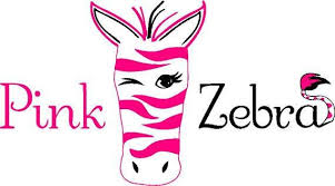 Sale Car Decal Pink Zebra Independent Consultant Car Window Decal 3 Co Box Burst Graphics Printing