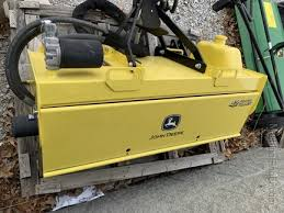 john deere 42 in hydraulic tiller