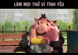 Mê Phim Hoạt Hình - love