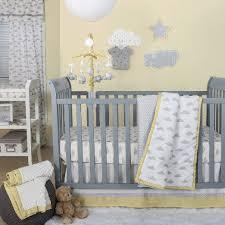 robot check baby crib bedding sets