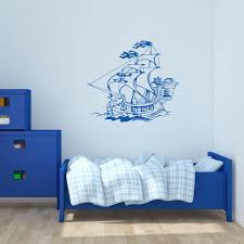 Pirate Ship Iv Wall Decal Style And Apply