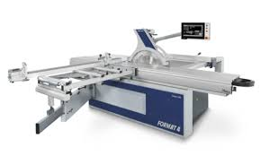 Format 4 Industrial Panel Saws Kappa 590 X Motion