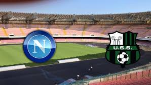 Napoli-Sassuolo 2-0: highlights video gol e pagelle