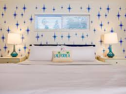 Atomic Stars Mid Century Modern Wall Decal Wall Star Graphics