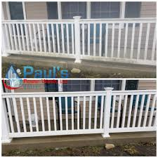 Paul S Power Wash Llc In Washington Court House Oh Deck Fence Cleaning