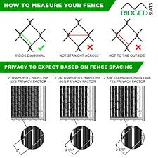 Ridged Slats Single Wall Bottom Locking Privacy Slat For Chain Link Fence 9 Colors 6 Sizes 7ft Black Buy Products Online With Ubuy Oman In Affordable Prices B013rnfzzg