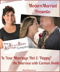 Is Your Marriage Hot & Happy? An Interview with Carmen Smith