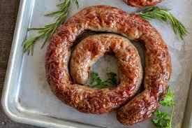 homemade kielbasa sausage recipe momsdish