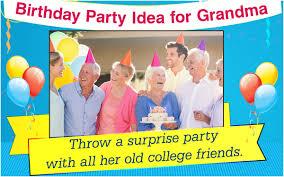 80th birthday ideas for grandma to make