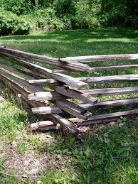 Types Of Split Rail Fencing