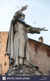 Friar Girolamo Savonarola Fotos e Imágenes de stock - Alamy