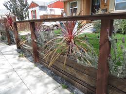 Pin By Eileen H Devaney On Fence Designs Fence Design Low Fence Modern Landscape Design