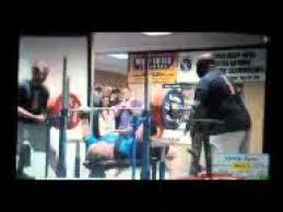 Byron Nichols - Deadlift 605 x 1 - YouTube
