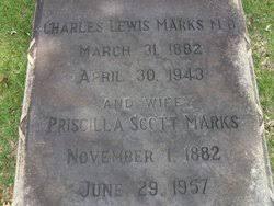 Priscilla Scott Marks (1882-1957) - Find A Grave Memorial