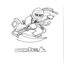 Pin By Ipink Arifin On Olivinum Com Ninjago Coloring Pages
