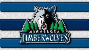 minnesota timberwolves old logo 3d