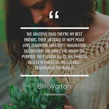 the grateful dead they re my be bill walton about imagination