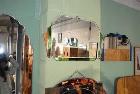 original art deco mirror with fabulous