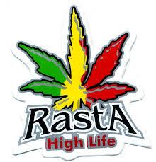 Rasta Sticker Clip Art Library