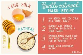 oatmeal face mask tspa battle creek