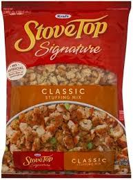 stove top clic stuffing mix 12 oz