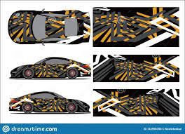 Vinyl Decal For Car Stock Vector Illustration Of Conceptual 142596700