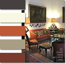 tuscan color palette palazzo living