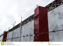 Walls Fences Prisons Prisoners Stock Image Image Of Fences Protection 95595027