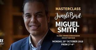 29 Oct 2018: JungleBird Masterclass with Miguel Smith ...