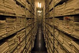 Архивная служба представила проект по оцифровке архивных докуметов - Цензор.НЕТ 5541
