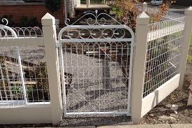 The Feature Fencing Specialist Woven Wire Gates