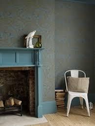 Interior Design trends - wallpaper from Abigail Edwards - Interior Classics