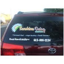 Custom Business Decal Logo Decals Cars Windows Walls Etsy