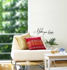 Ebern Designs Dreams Come True En Wall Decal Reviews Wayfair