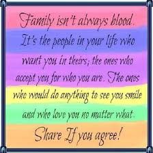 quotes about family friends quotes