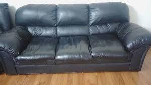 diy repair your torn faux leather sofa