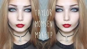 taylor momsen dark grunge makeup