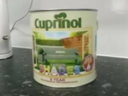 Cuprinol Garden Shades 2 5l Willow Weatherproof Protection To Garden Wood 5010368061167 Ebay