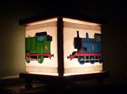 Thomas The Train Night Light Lantern Lamp Thomas The Train Train Room Train Bedroom