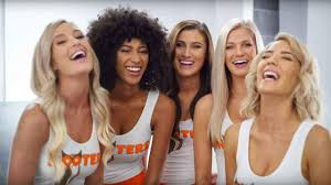 Lights, camera, action! South Florida Hooters girls appear in new  commercials