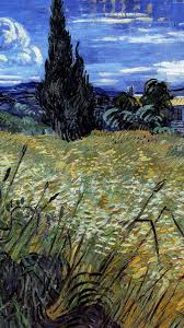 vincent van gogh iphone wallpapers