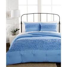twin comforter set blue duvet cover